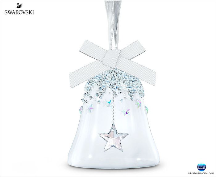 (SOLD OUT) Bell Ornament, Star, large