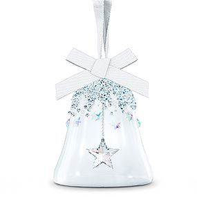 (SOLD OUT) Bell Ornament, Star, small