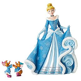 Disney  Holiday Cinderella w mice