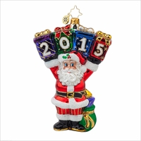 (SOLD OUT) A Year to Display Radko Ornament
