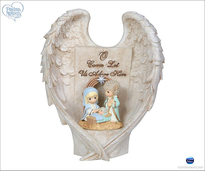 (SOLD OUT)Angel Wings - Nativity
