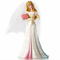 (SOLD OUT) Aurora Bride Couture de Force Figurine by Enesco