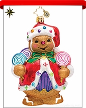 Candy and  Sweets  Radko Ornaments