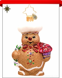 Food and Candy  Radko Ornaments