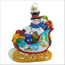 (SOLD OUT) Snowy Gift Sleigh Ride