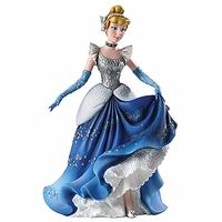 (SOLD OUT) Cinderella Figurine Couture de Force by Enesco