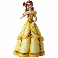 Disney Belle Masquerade Couture de Force Figurine by Enesco