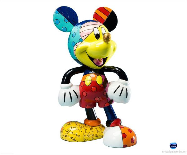 "(SOLD OUT) Mickey Mouse 8"" Figurine"