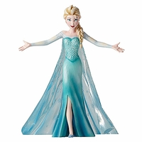 (SOLD OUT) Disney Elsa's Cinematic Moment Couture de Force Figurine by Enesco