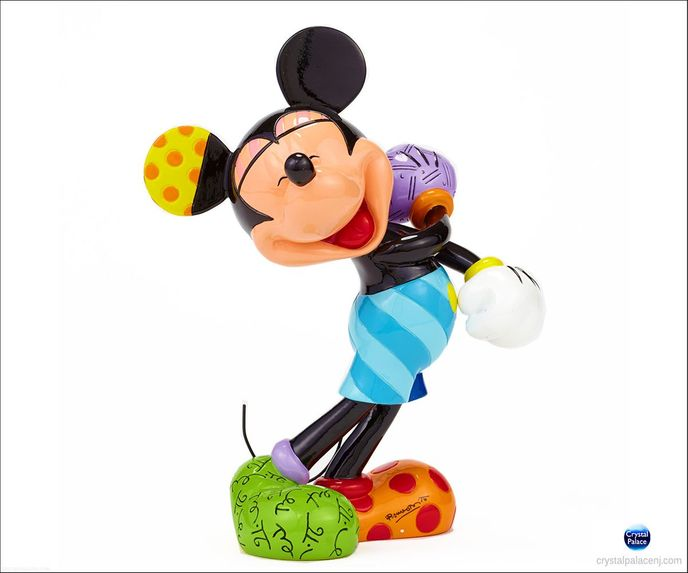 Disney Laughing Mickey Mouse