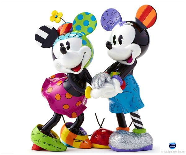 (SOLD OUT) Disney Mickey & Minnie NLE 2500