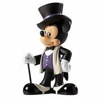 (SOLD OUT) Disney Mickey Mouse Figurine Couture de Force by Enesco