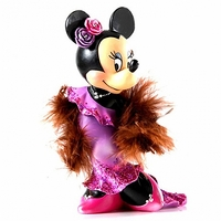 (SOLD OUT) Disney Minnie Mouse Figurine Couture de Force by Enesco