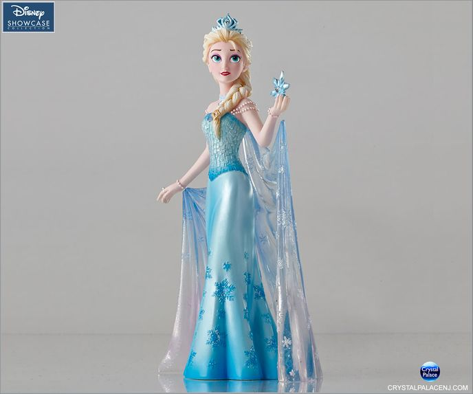(SOLD OUT) Elsa Figurine Couture de Force by Enesco