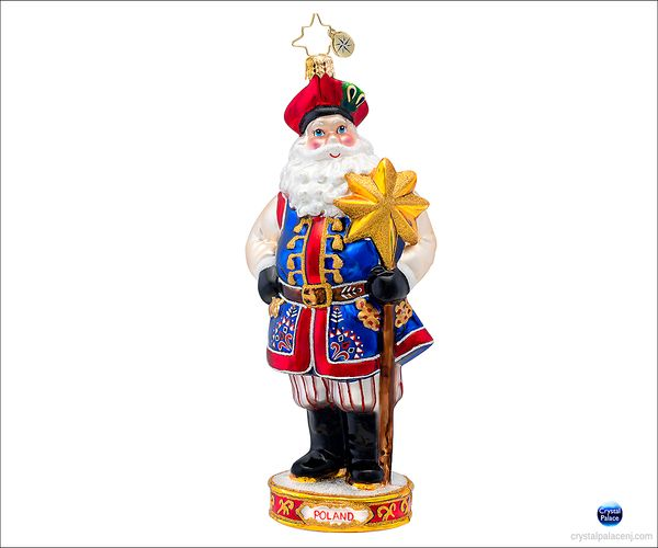 (SOLD OUT) Family Heritage  Radko  Ornament
