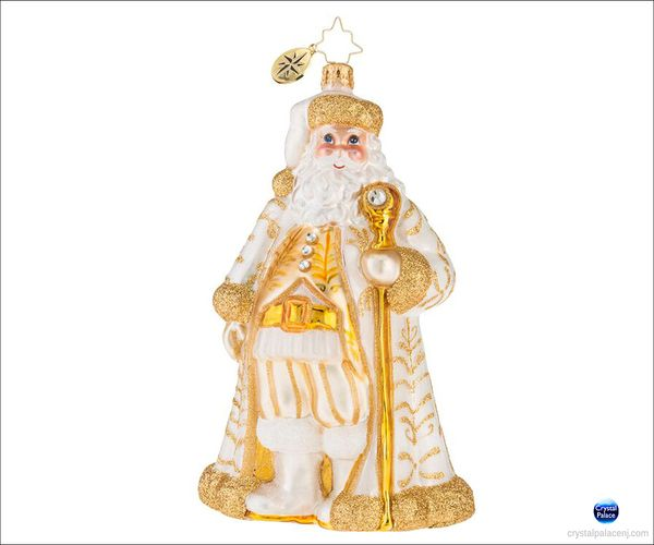 (SOLD OUT) Golden Baroque Nicholas