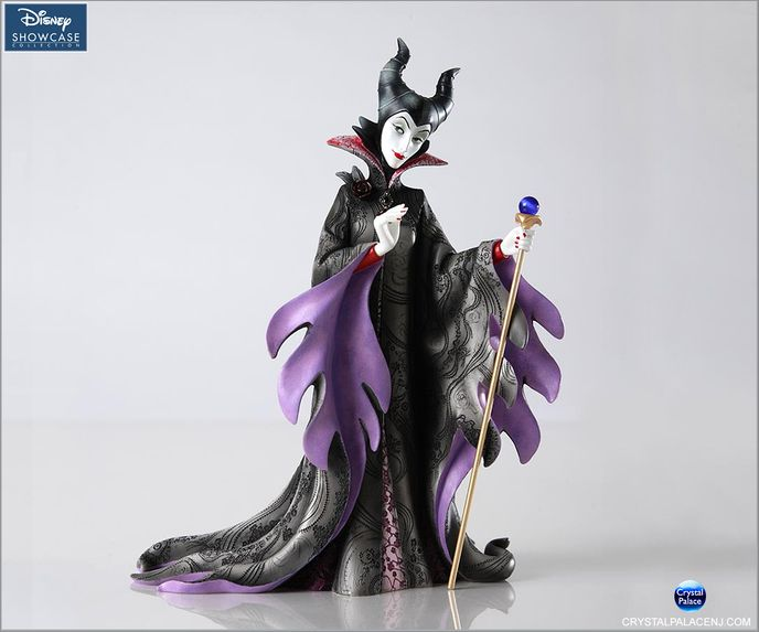 (SOLD OUT) Maleficent Figurine Couture de Force by Enesco