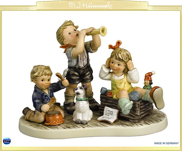Noisemakers Figurine