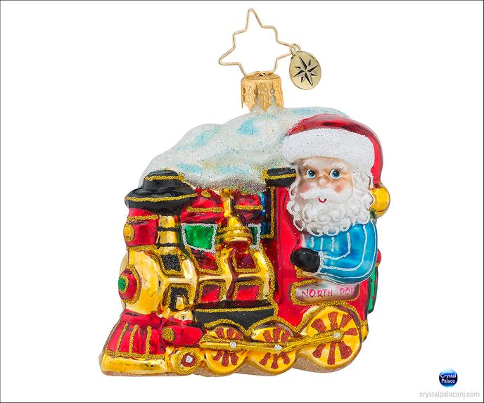 (SOLD OUT)  North Pole Express Gem