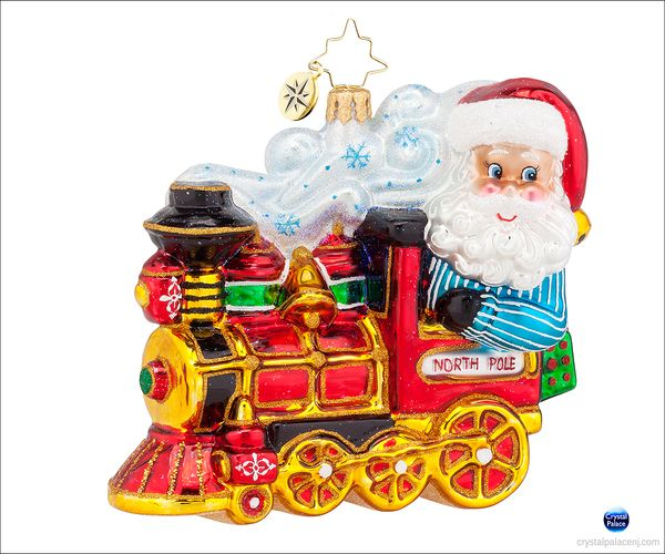 (SOLD OUT) North Pole Express