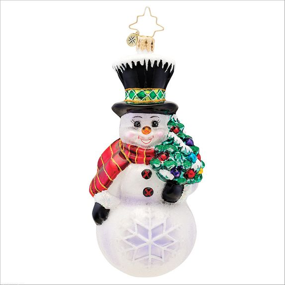 (SOLD OUT) Flakey the snowman