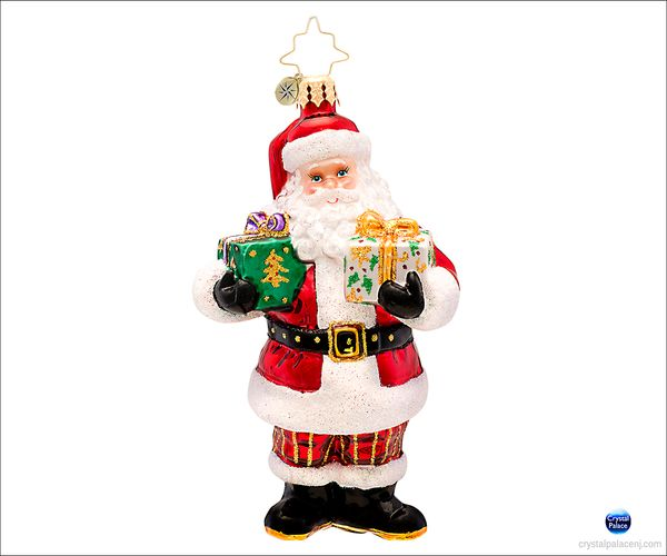 (SOLD OUT) Here to Cheer  Radko  Ornament