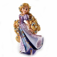 (SOLD OUT) Rapunzel Figurine Couture de Force by Enesco