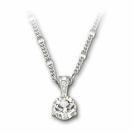 (SOLD OUT) Solitaire Pendant