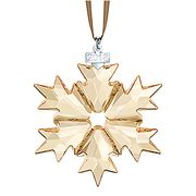 NEW Swarovski SCS 2018 Christmas Ornament, Annual Edition