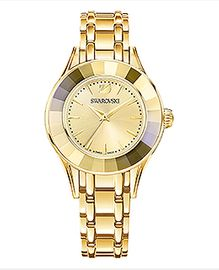 (SOLD OUT)  Alegria Watch Gold Tone