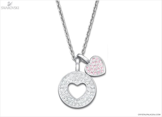 (SOLD OUT) Swarovski Amorous Pendant