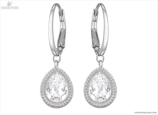 (SOLD OUT) Swarovski Aneesa Pierced Earrings