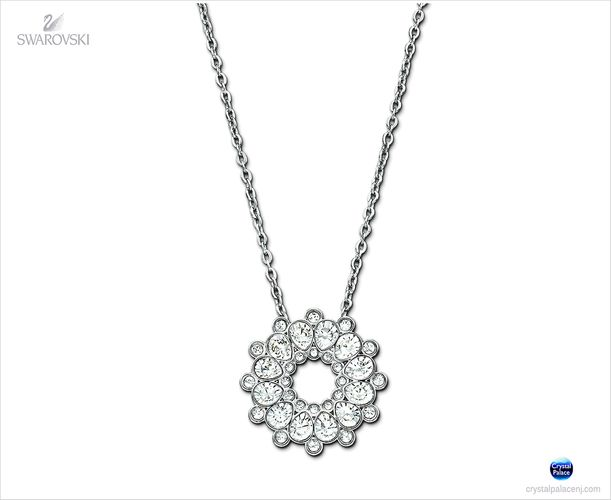 Swarovski Asset Necklace
