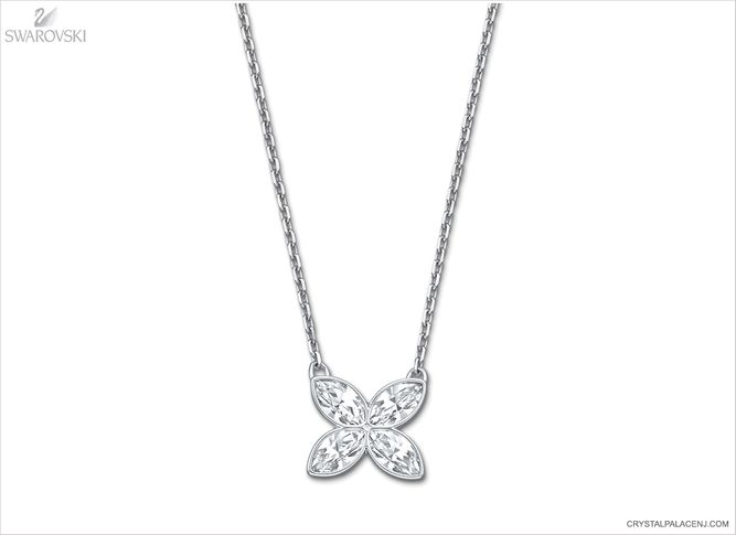(SOLD OUT) Swarovski Azalea Mini Necklace