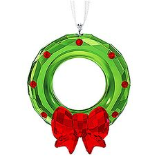 (SOLD OUT) Christmas Wreath Ornament