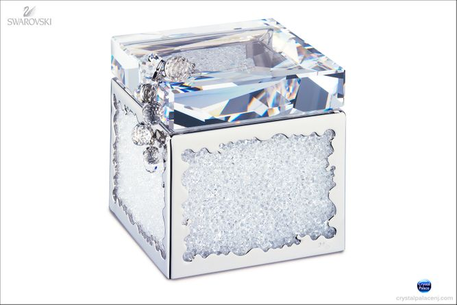(Sold Out)Crystalline Treasure Box