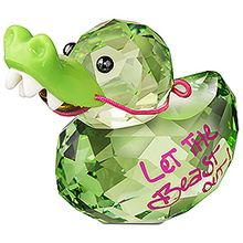 (SOLD OUT) Happy Duck - Crocodile Duck