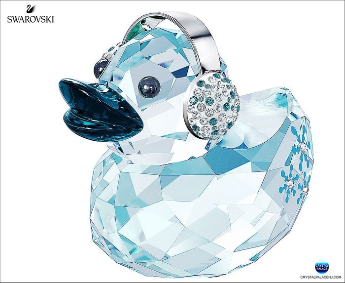 (SOLD OUT) Happy Duck Snowflake