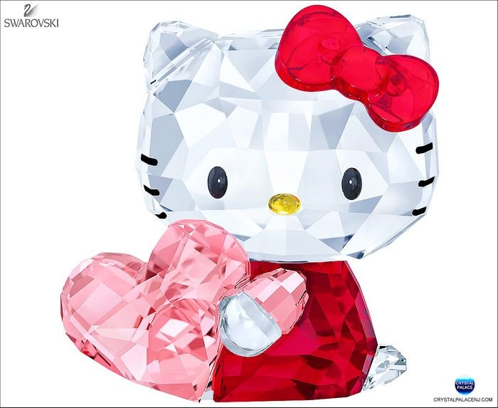 Hello Kitty Pink Heart