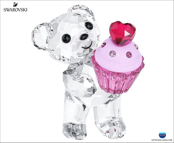 (SOLD OUT)  Kris Bear Pink Cupcake