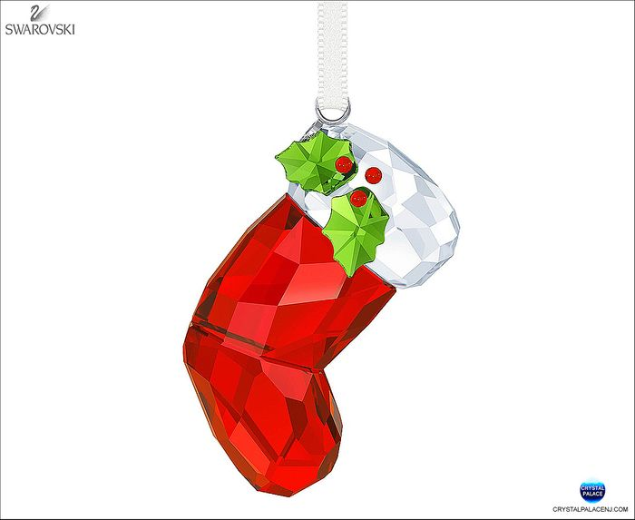 Santa's Stocking Ornament