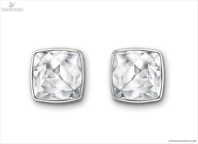 (SOLD OUT) Swarovski Tempo Pierced Earrings
