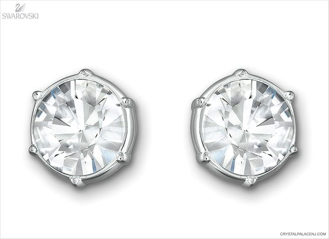 (SOLD OUT) Swarovski Typical Pierced Earrings