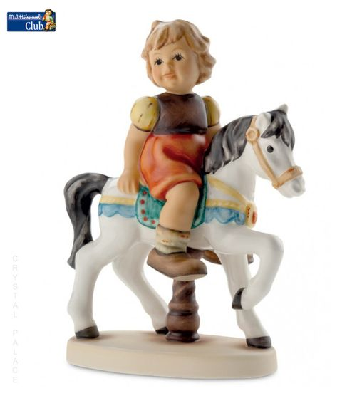 Up and Down Figurine M.I. Hummel Club Exclusive