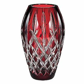 "(SOLD OUT)  Araglin Prestige 7"" Red Vase"
