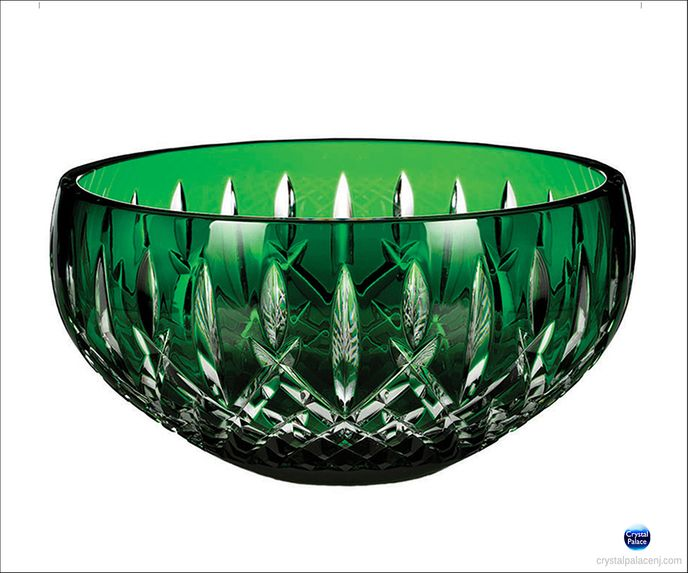 "(SOLD OUT) Araglin Prestige 9"" Emerald Green Bowl"