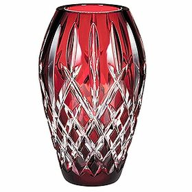 "(SOLD OUT) Araglin Prestige 9"" Red Vase"