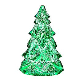 Christmas Tree Medium Sculpture, Green