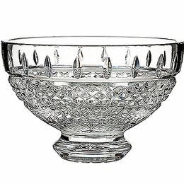 Irish Lace Footed Bowl