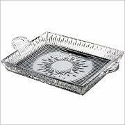 Lismore Diamond Square Serving Tray, 12""